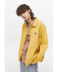 Lazy Oaf No Worries Mustard Jacket - Yellow