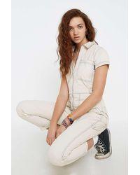 Santa Cruz Uo Exclusive Ecru Boilersuit - White