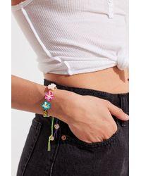 brand Venessa Arizaga - Venessa Arizaga Leid Back Bracelet - Lyst