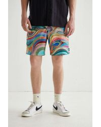 Vans X Chris Johanson Swim Short - Multicolour