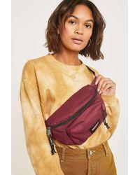 Eastpak - Doggy Bag Maroon Bum Bag - Lyst