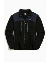 Chums Chumley Fleece Jacket - Black