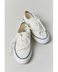 Keds Surfer Organic Cotton Sneaker - White