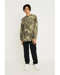 Obey - Recon Black Cargo Trousers - Lyst