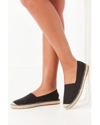 Urban Outfitters | Uo Classic Espadrille Flat | Lyst
