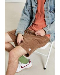 Katin Local Corduroy Short - Brown