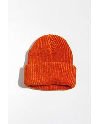 Urban Outfitters Uo Vertical Stripe Beanie - Multicolour
