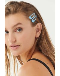 Urban Outfitters Oh Snap Flip Clip Set - Multicolour