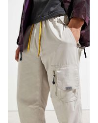 Urban Outfitters Uo Compress Nylon Utility Slim Fit Pant - Multicolor