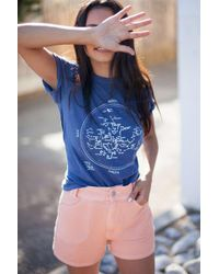 Project Social T - Constellation T-shirt - Womens S - Lyst