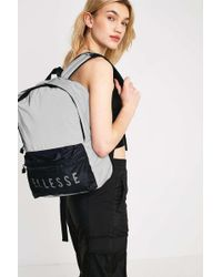 Ellesse Gubbi Backpack - Metallic