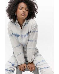 BDG Tie-dye Jumpsuit - Gray
