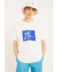 Urban Outfitters - Uo Menu T-shirt - Lyst