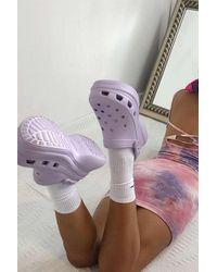 Crocs™ Clogs Classic Bae in Lavendel - Lila