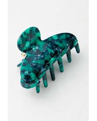 Urban Outfitters Callie Claw Clip - Green