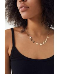 Urban Outfitters - Lucky Charm Necklace - Lyst