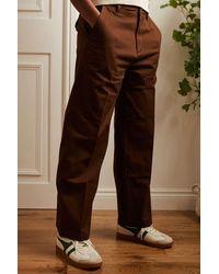 Santa Cruz Brown Nolan Chino Trousers