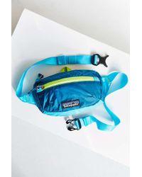 Patagonia - Lightweight Travel Mini Belt Bag - Lyst