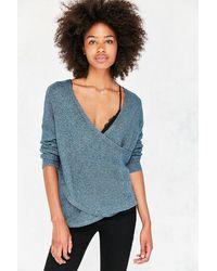 Kimchi Blue - Sunny Surplice Sweater - Lyst