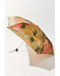 Herschel Supply Co. Voyage Compact Umbrella - Multicolor