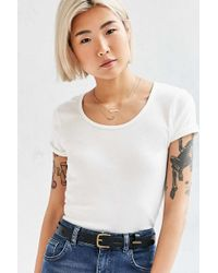 Urban Outfitters - Notched Loop Belt - Lyst