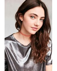 Urban Outfitters - Tattoo Choker Necklace - Lyst