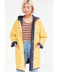 BDG | Reversible Fisherman Raincoat | Lyst