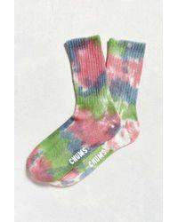 Chums Tie-dye Bulky Sock - Multicolor