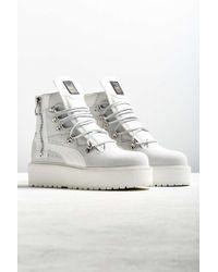 PUMA Fenty By Rihanna Sneakerboot - White