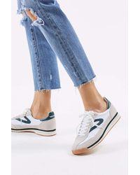 Tretorn Rawlins 8 Sneaker - Blue