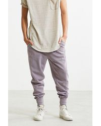 Urban Outfitters - Uo Terry Fleece Jogger Pant - Lyst