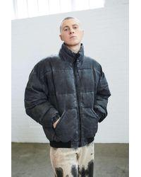 iets frans... Ripstop Puffer Jacket - Black