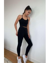 Beyond Yoga - Caught In The Midi Space-dye High-waisted Legging - Lyst