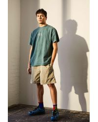 Urban Outfitters Uo Nomad Sand Ripstop Shorts - Natural