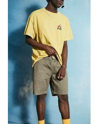 Santa Cruz Uo Exclusive Grey Local Shorts