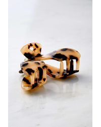 Urban Outfitters Ella Claw Clip - Brown