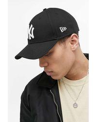 KTZ Basecap 9FORTY NY Yankees - Schwarz