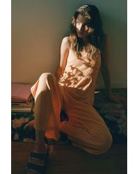 Out From Under River Jumpsuit - Brown