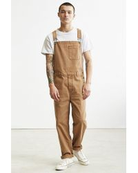BDG - Dense Cotton Canvas Overall - Lyst