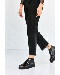 T.U.K. - 3-buckle Pointed Creeper Boot - Lyst