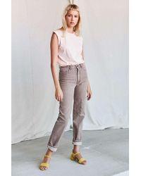 Urban Renewal Vintage Guess '90s Tan Jean - Multicolour