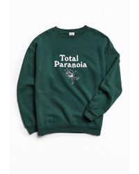 Insight - Total Paranoia Crew Neck Sweatshirt - Lyst