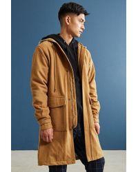 FairPlay | Fairplay Boyd Hooded Wool Coat | Lyst