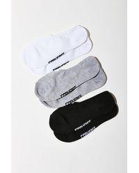Converse - All Star Basic Hidden Liner Sock 3 Pack - Lyst