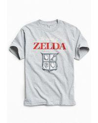 Urban Outfitters - Legend Of Zelda Tee - Lyst