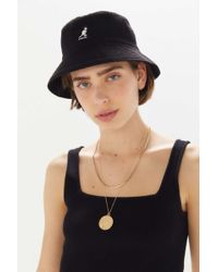 Kangol Bermuda Bucket Hat - Black