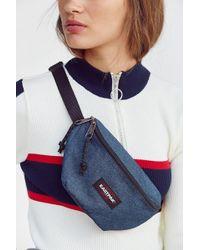 Eastpak Springer Canvas Belt Bag - Blue