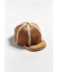 Chums - Mouton Pilot Hat - Lyst