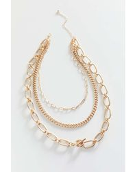 Urban Outfitters - Pepper Statement Layer Necklace - Lyst