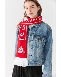 adidas Originals - Fc Bayern Munich Soccer Scarf - Lyst